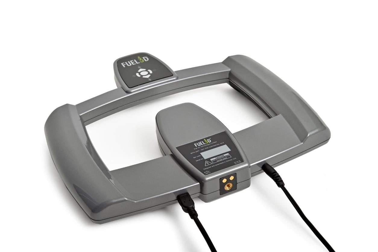 fuel3d scanify scanner power inlet