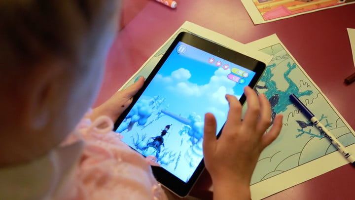 arnimate coloring books bring characters life augmented reality full game
