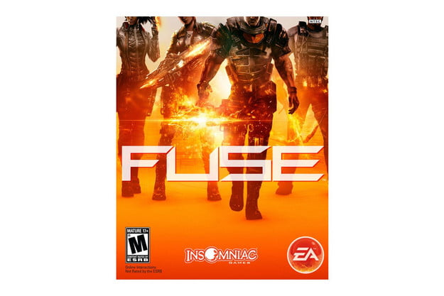 fuse review cover art