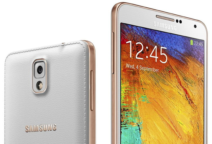 samsung unpacked september galaxy note 4 3 rose gold white