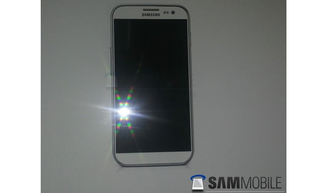Galaxy S4 Leaked