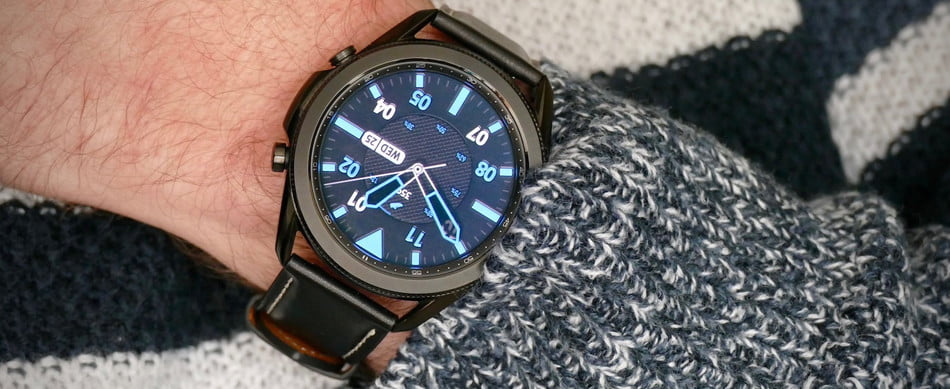 samsung galaxy watch 3 best android smartwatch late 2020