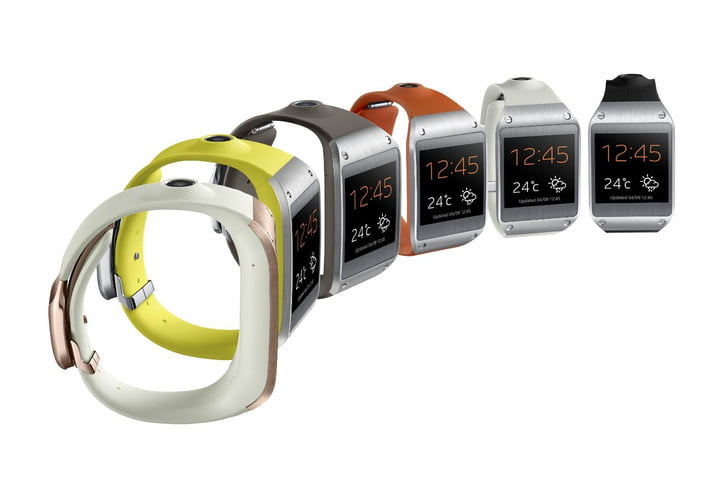 galaxy gear smartwatch everything you need to know