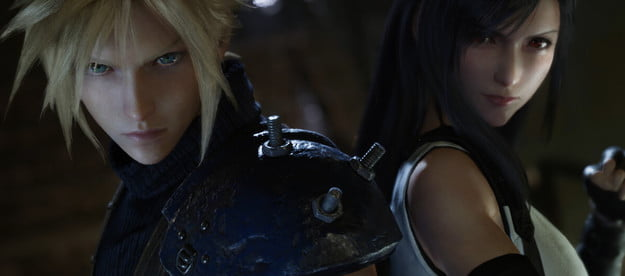 final fantasy vii remake length how many chapters ff7 duo