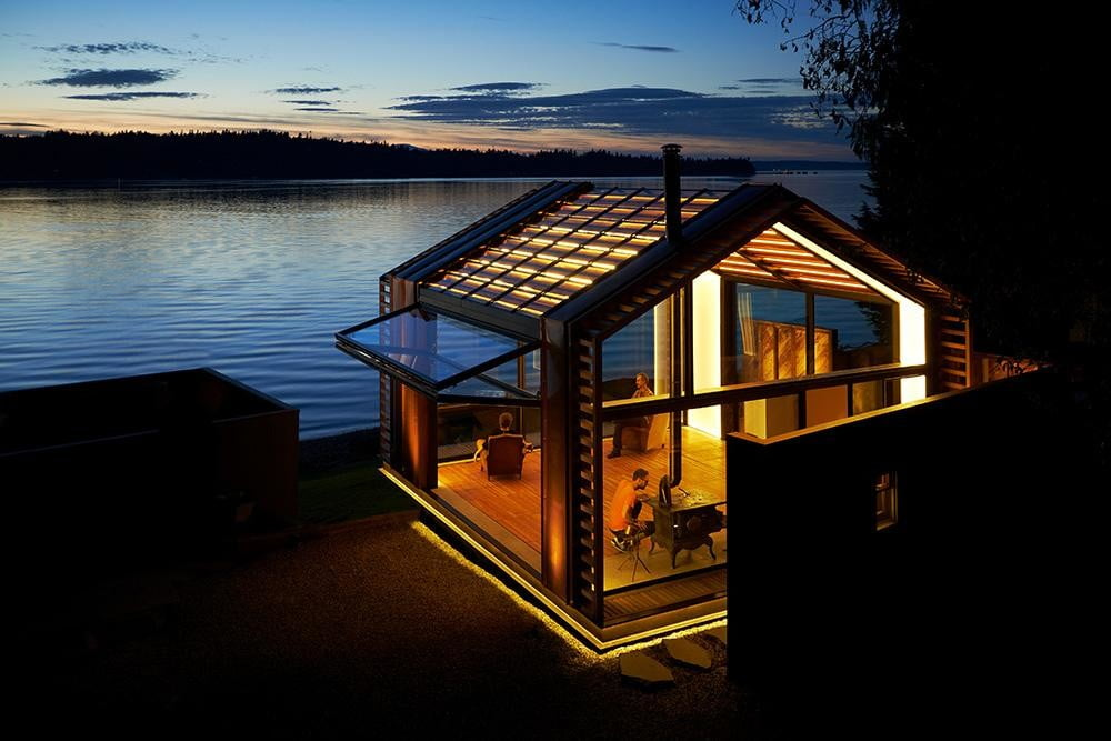 retreat from society and relax in these idyllic cabins around the world garage 5