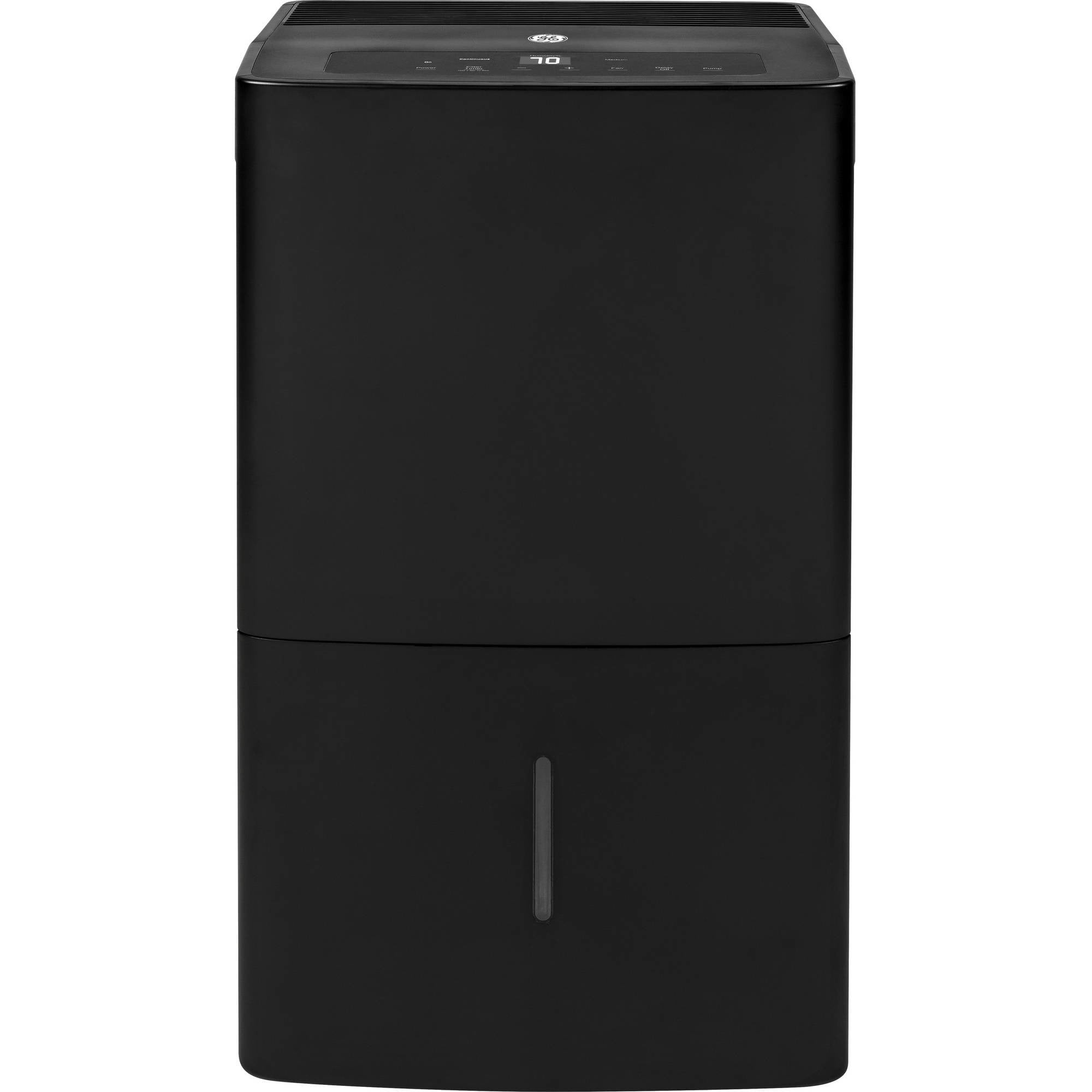 walmart drops prices for frigidaire ge and emerson dehumidifiers appliances 70 pint energy star dehumidifier  adew70lw black