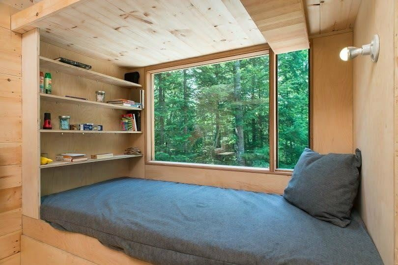 getaway startup that rents tiny houses harvard house