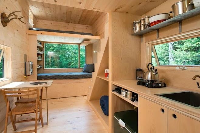 getaway startup that rents tiny houses house harvard