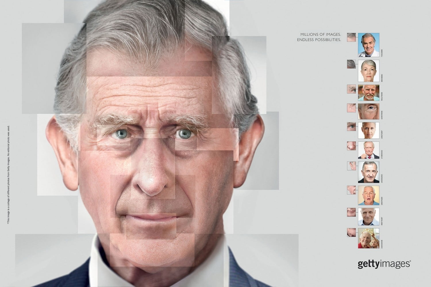 getty images stock photos ad campaign pope prince charles endless possibilities 1