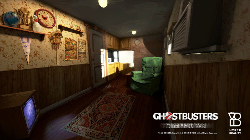 ghostbusters dimension lets you don the proton pack in vr  arnolds apt