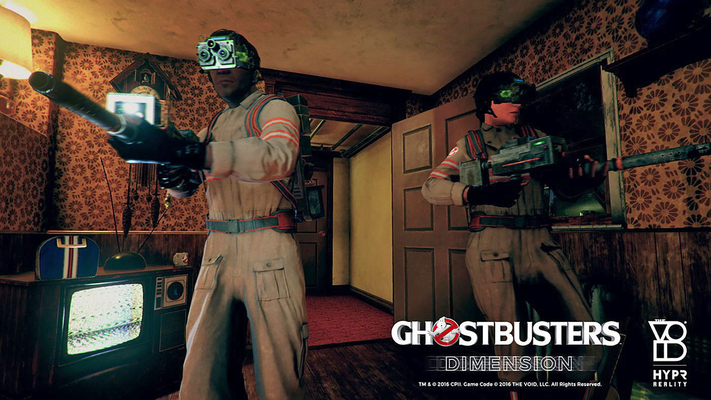 ghostbusters dimension lets you don the proton pack in vr 004