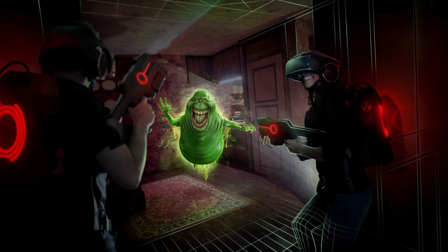 ghostbusters dimension lets you don the proton pack in vr 007