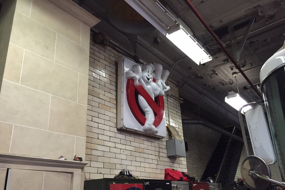 10 famous movie locations you can actually visit ghostbusters fire station hook ladder 8 3