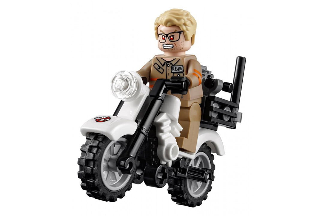 ghostbusters lego toys kevin