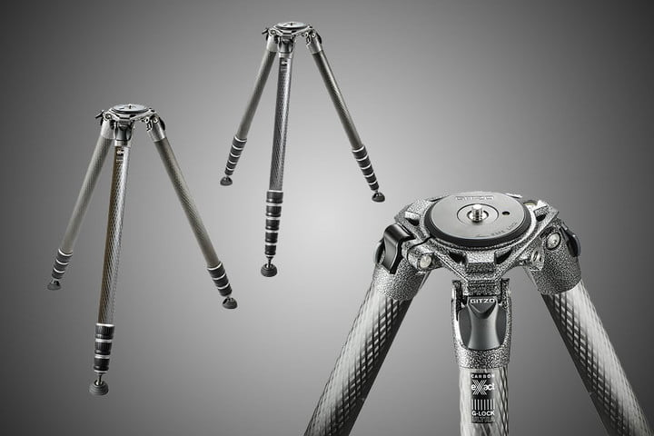 gitzo systematic tripods updated