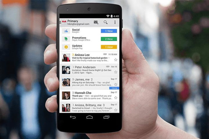 five million gmail addresses passwords get leaked android phone