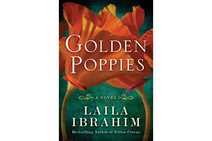 Golden Poppies by Laila Ibrahim.