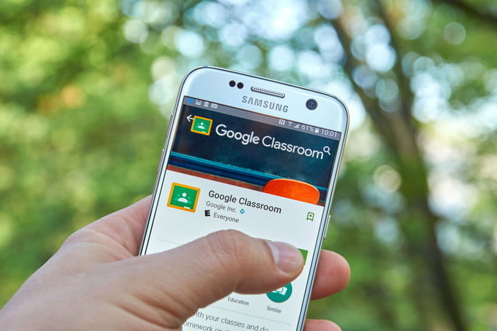 google classroom open to all