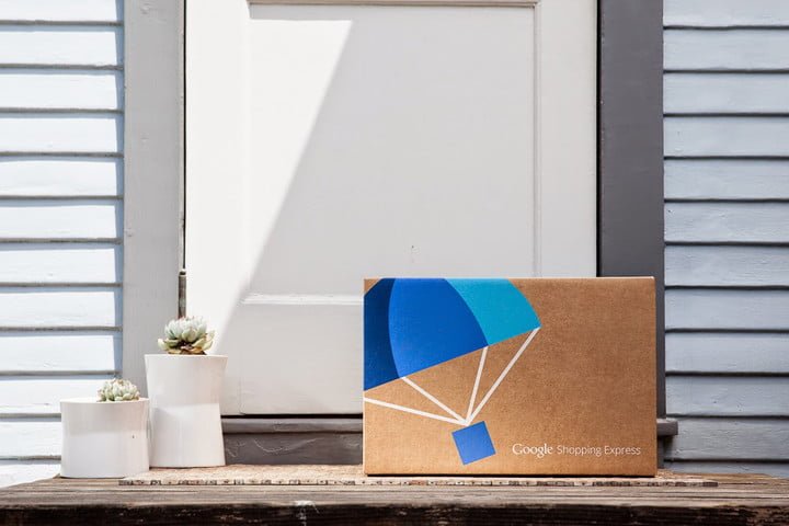 google express 90 percent package