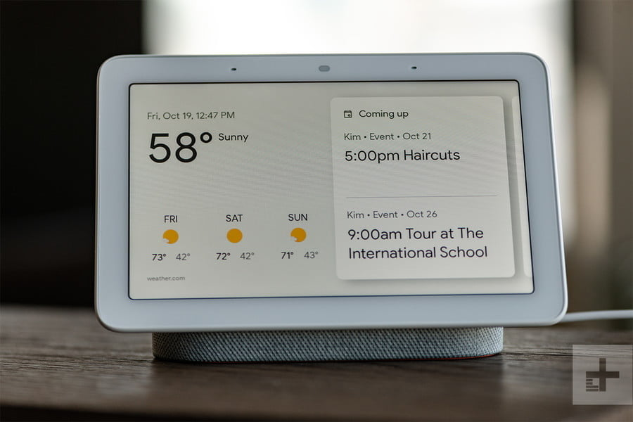 woot and newegg drop google home hub price review 8 900x600 c