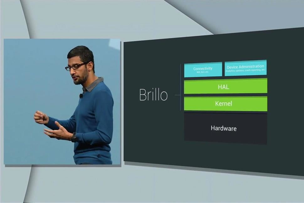googles brillo and weave are its iot offerings google io 2015 6