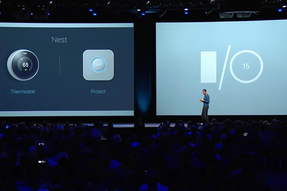 googles brillo and weave are its iot offerings google io 2015 8