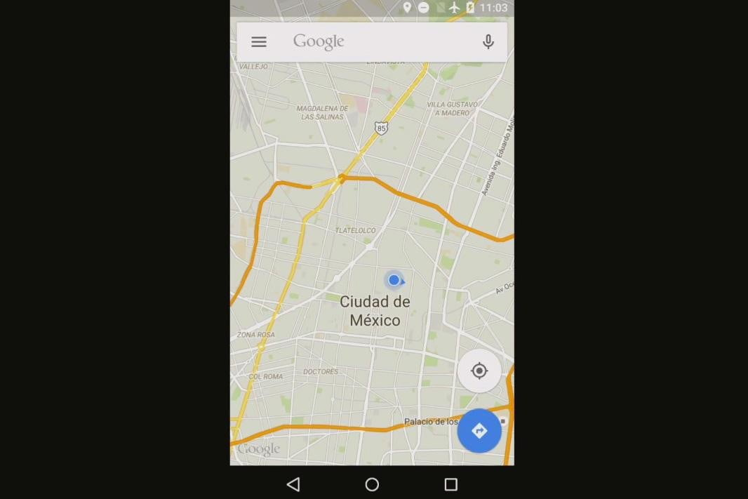 Google Maps Offline Support