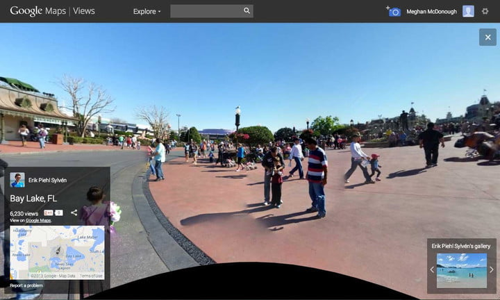hands on share your google photo spheres with views maps view lead dt