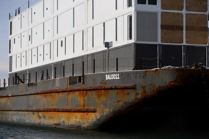 google mystery barges solved barge