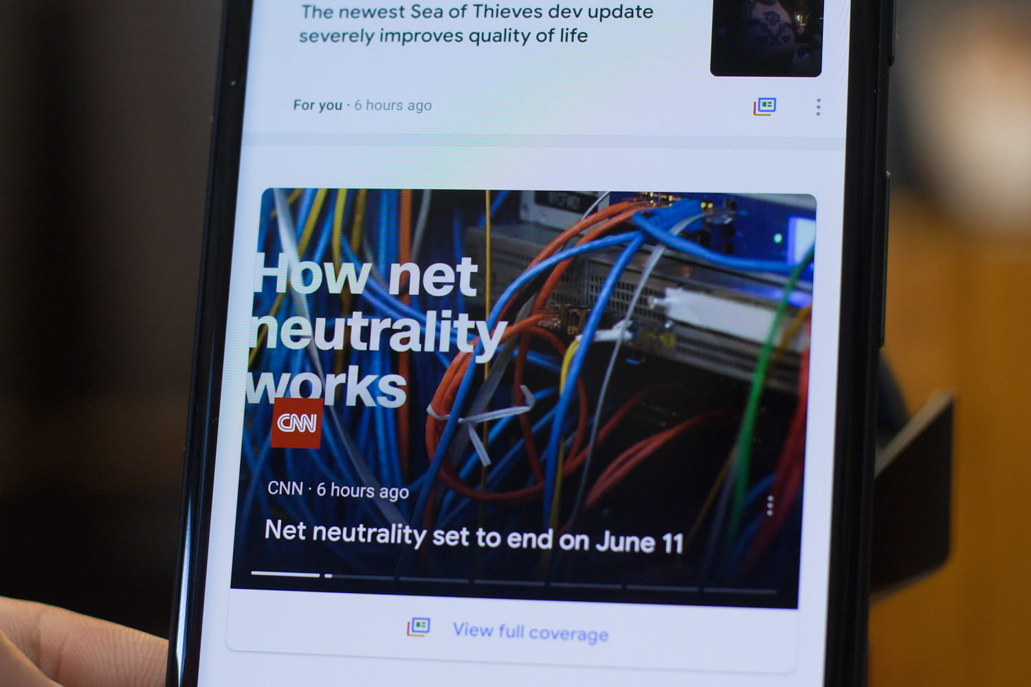 app attack google news for you 3