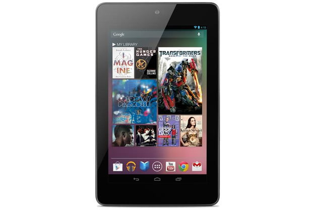 google nexus 7 android tablet review