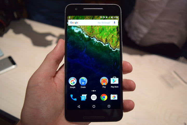nexus 6p microphone issues calls youre not alone google handson 0022 1500x1000