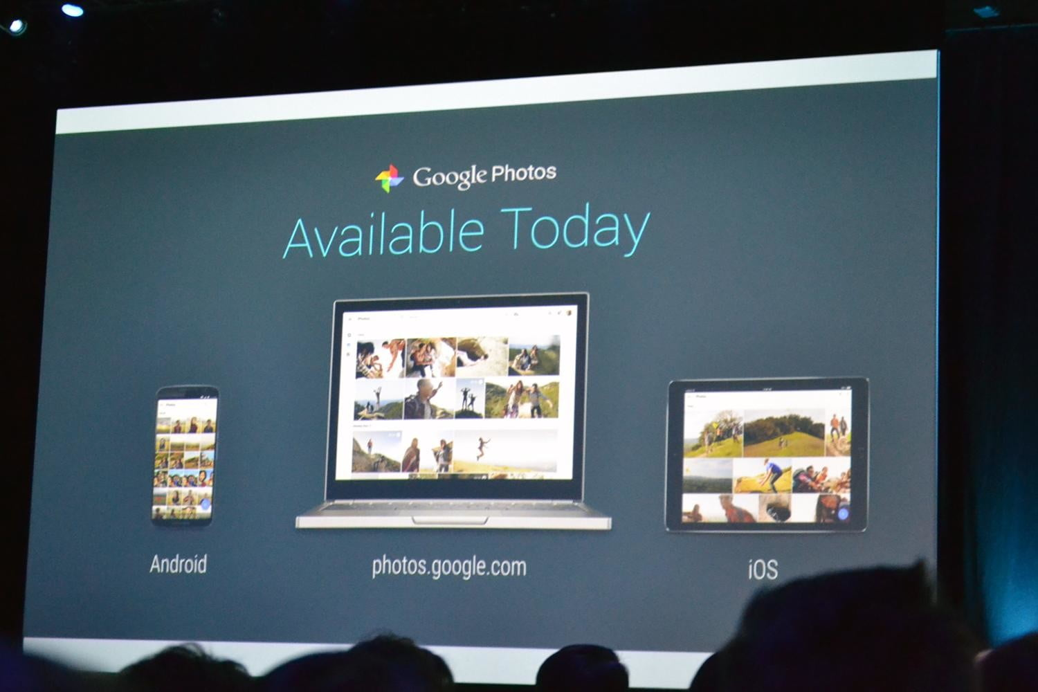 google photos app news 2015 io 1
