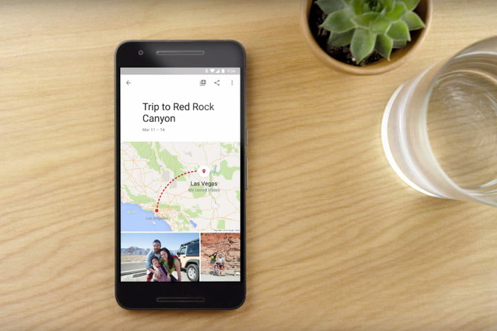 google photos low resolution video update albums 2