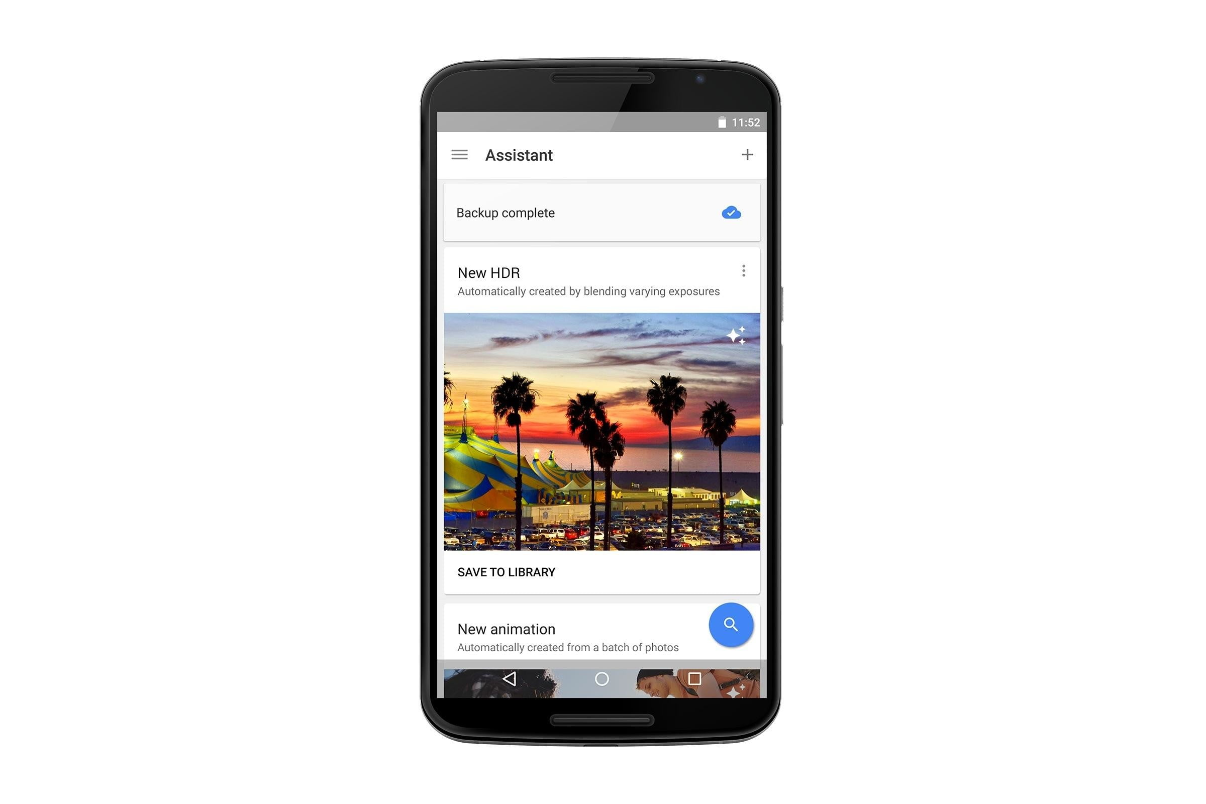 google photos app news assistant 2