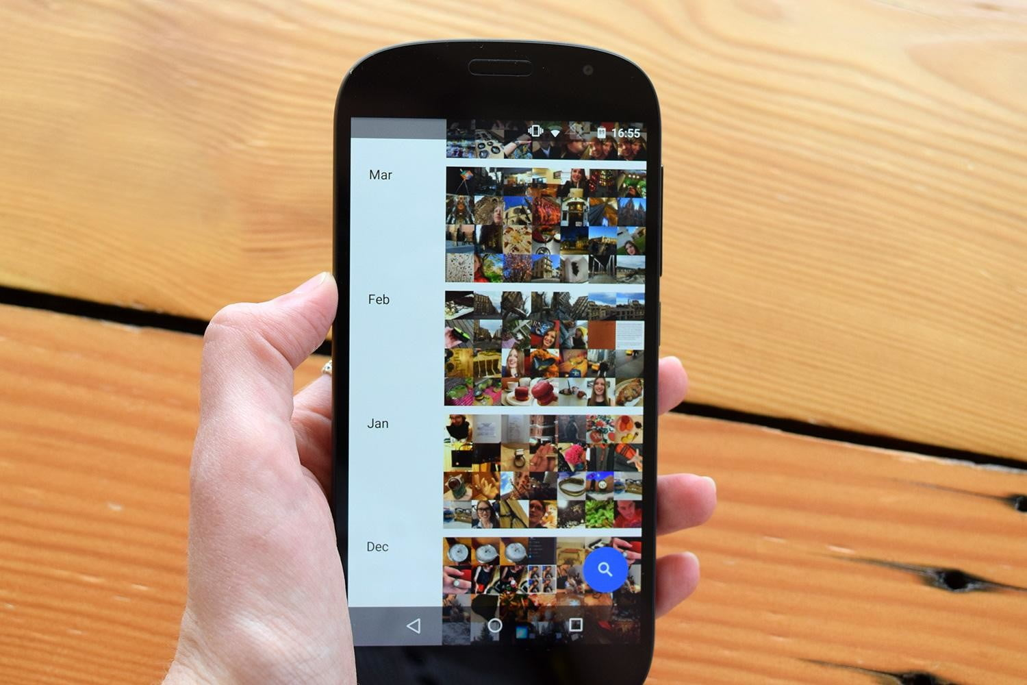 Google Photos Hands On