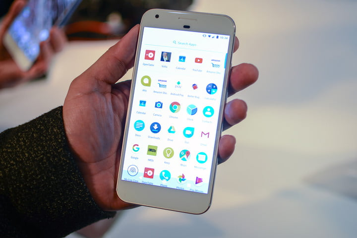 google pixel advertising campaign phone hands on 9