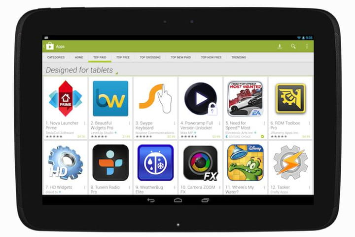 play stores two hour window for app refunds made official google tablets