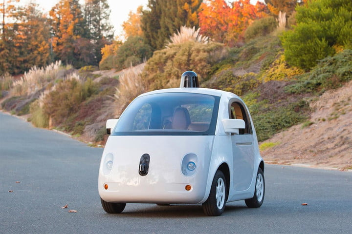 google takes the wheel claims its self driving cars are safer than you car