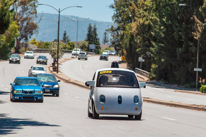 google reportedly pursuing manufacturing partner for self driving car