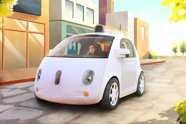 google now reporting every self driving car accident illustration