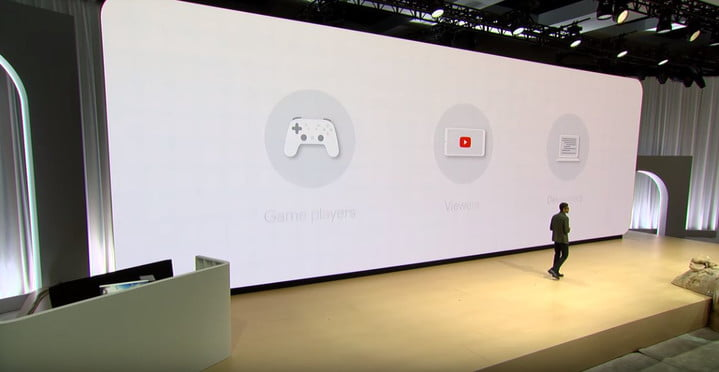 Google Stadia cloud game streaming price game announcement launch