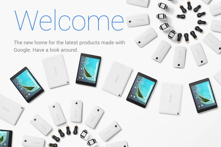 google launches new dedicated online store for its devices and accessories