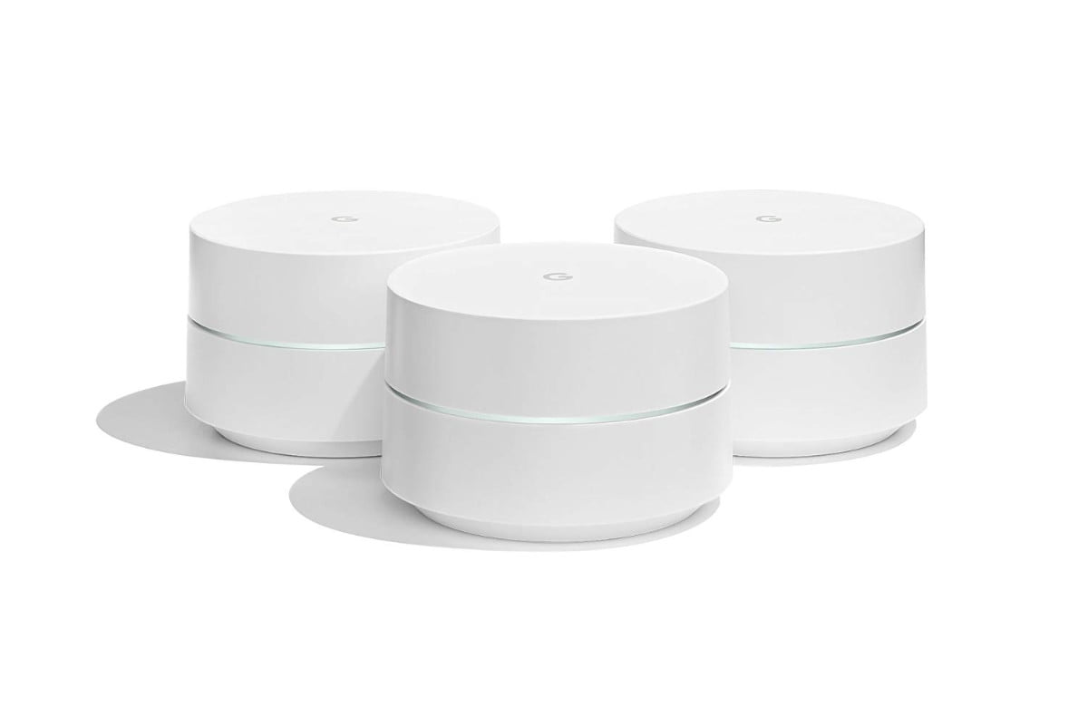 amazon cuts prices on google wi fi mesh network router for prime day wifi system  3 pack