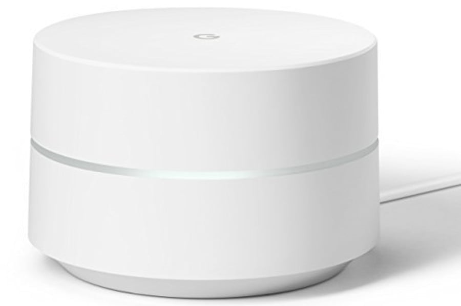 amazon cuts prices on google wi fi mesh network router for prime day wifi system