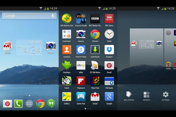 google now launcher android how to