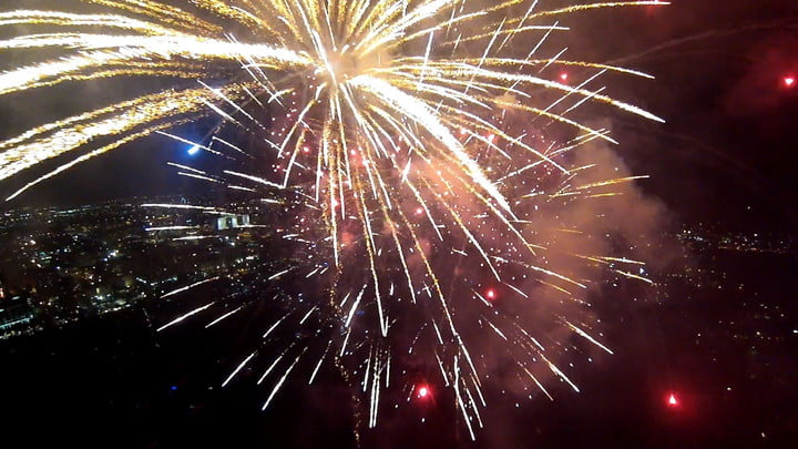 faa now investigating drones filming fireworks gopro