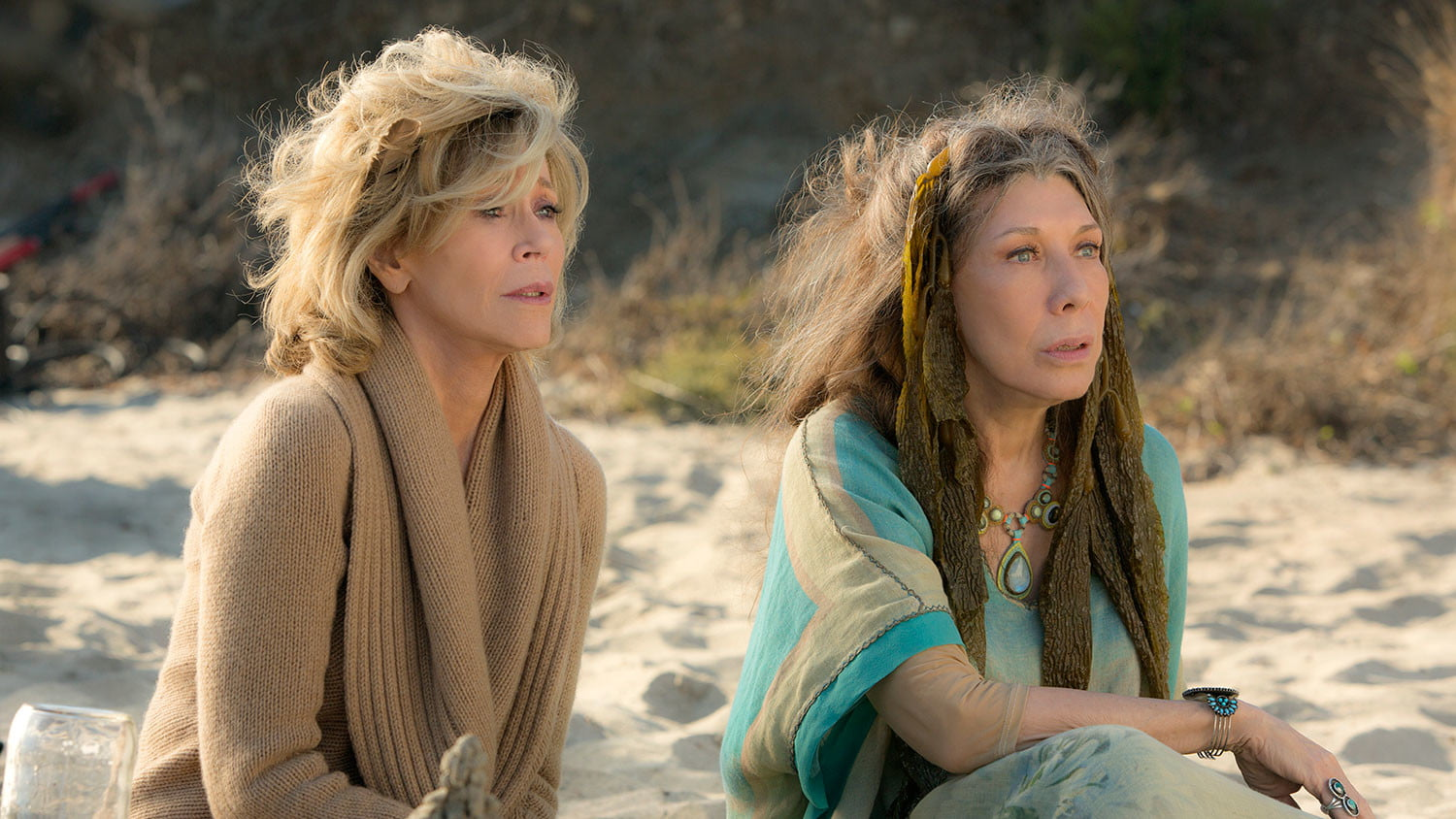 you dont know these tv genres the shows grace and frankie 1