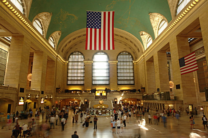 grand central power terminal station