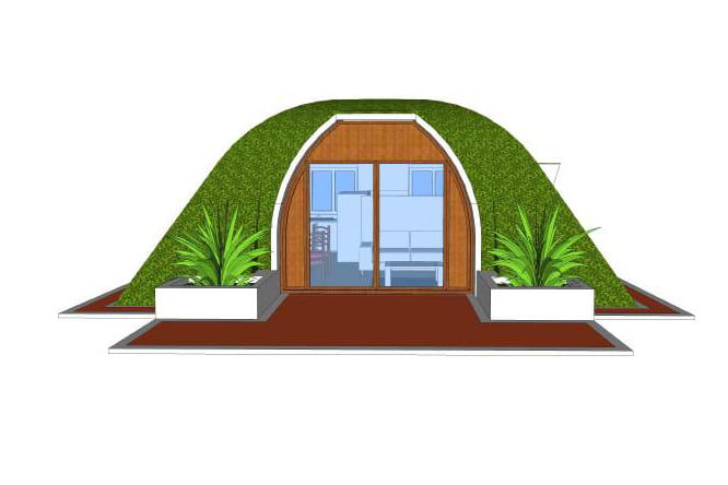 green magic homes are prefab houses covered in plants waikiki 16